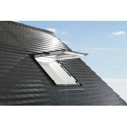 Roto Designo Roof Window R85 Timber with pre-fitted insulation 5/7