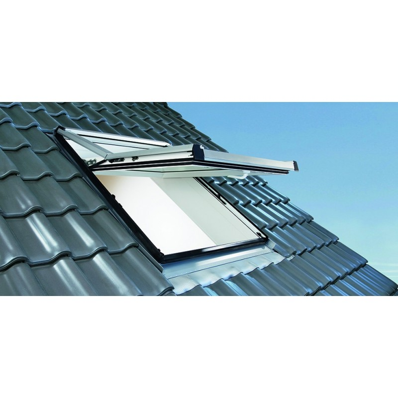 Roto Designo Conservation Roof Window 735 Timber Al 6 11