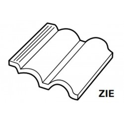 Roto Designo Single Flashing Pantiles or profiled tiles AL 5/7