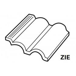 Roto Designo Single Flashing Pantiles or profiled tiles AL 6/11
