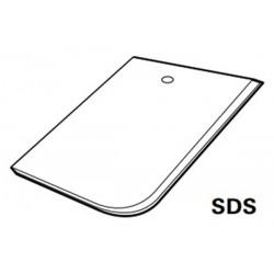 Roto Designo Single Flashing Interlocking Slates AL 7/14