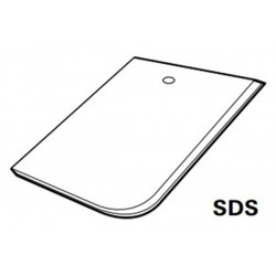Roto Designo Single Flashing Interlocking Slates AL 7/16