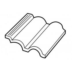 RotoQ Flashing for High Profile Tiles AL Q-4 / QT4 55/118
