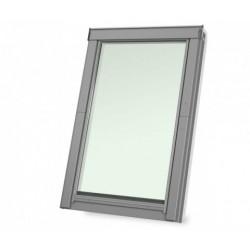 Dakea Ultima Centre Pivot Timber Roof Window Painted White – M10A