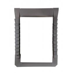 Dakea Aluminium Plain Tile Flashing 0 – 28mm (2x14) – C2A