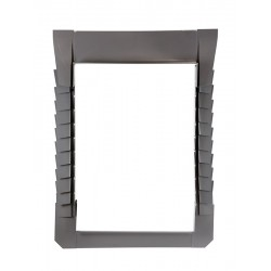 Dakea Aluminium Plain Tile Flashing 0 – 28mm (2x14) – F6A