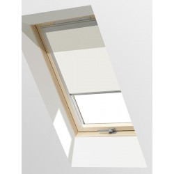 Dakea Black Out Blinds – White – S8A