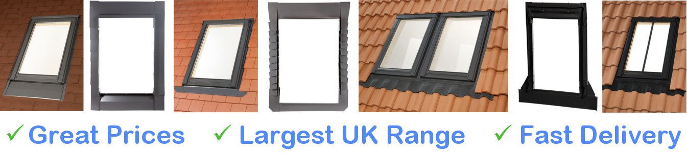 Pitched Roof Window Flashing's